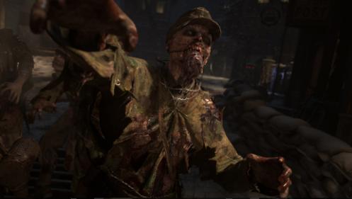 COD WW2 Nazi Zombies