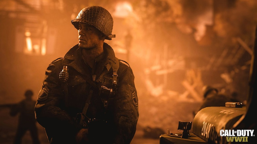 Call of Duty: WWII - Activision gamescom 2017