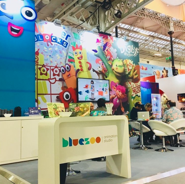 Blue Zoo Animation - Brand Licensing Europe 2017