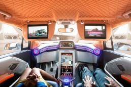 Autonomous Driving - the Passenger Economy